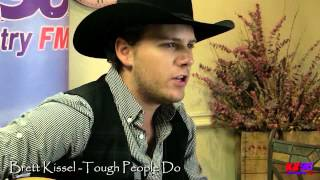 KX96 Kitchen Concerts: Brett Kissel - Tough People Do