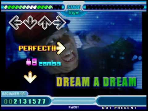 StepMania - DDR Dream A  Dream ( Easy)