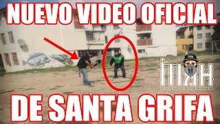 Santa Grifa - Amor al Arte Grabación de vídeo oficial | MUSICRAPHOOD