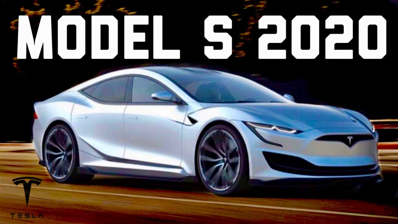 Download Redesigning the Tesla Model S in 2020