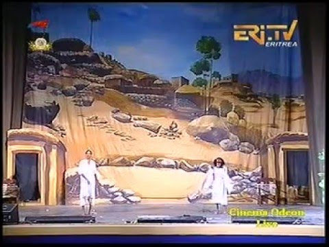 "Eritrean Drama Musical ""Tkabo"" Cinema Odeon, Beal Nazenet"