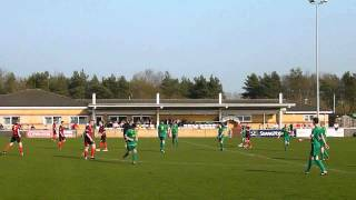 Cirencester Town F.C 2-2 Hitchin Town F.C : Match Highlights