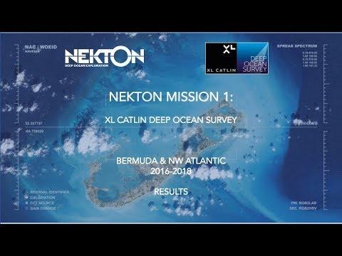 Nekton Mission 1: XL Catlin Deep Ocean Survey: Results