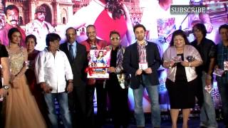 Drama of Rakhi Sawant At Music Launching of Movie Mumbai Cant Dance Sala Part 2