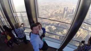 Burj Khalifa, Downtown, Dubai, GoPro Hero3, 12/2014