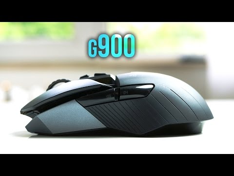 Logitech G900 - World's Best Wireless Gaming Mouse!