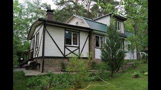 91451 Дом на Новорижском шоссе, 34 км  от МКАД  Манихино На участке 12 соток, в стародачном месте