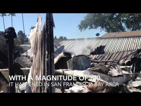 South Napa Earthquake WTTC Win Moe 7E