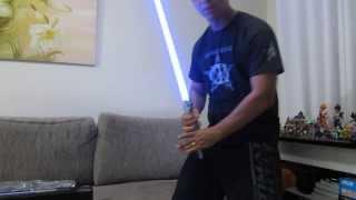 Hasbro Removable Blade Star Wars Force FX Luke Skywalker Lightsaber