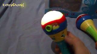 ВИДЕООБЗОР МАРАКАСЫ Детские музыкальные инструменты