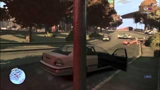 GTA IV MP Gameplay Part 2 - (Swedish)