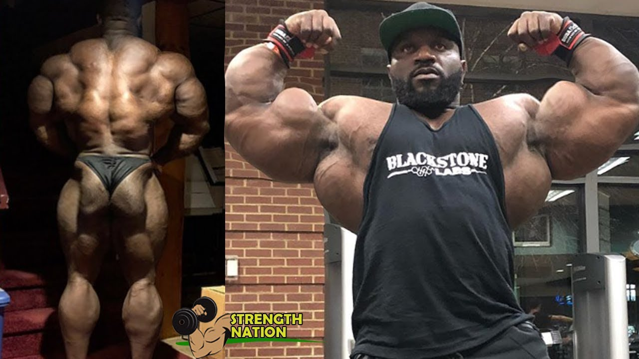 Big black muscle bodybuilders