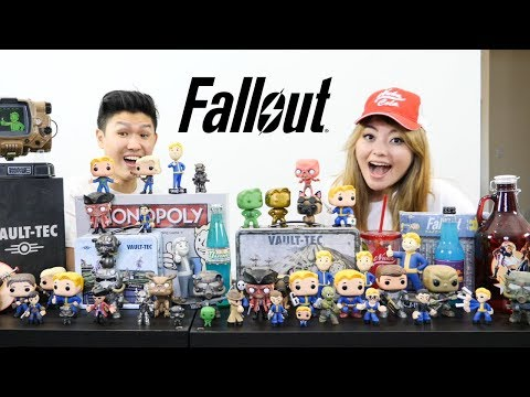 THE LARGEST FALLOUT COLLECTION EVER - P.O. Box Opening #12 thumbnail