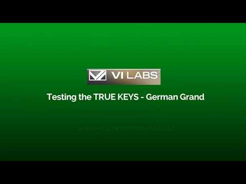 True Keys - German Grand   (Test)