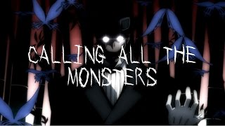 amv d gray man calling all the monsters