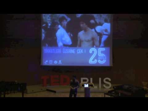 Meslegimi kesfettim: Interaktif bir gelecek! : Musab Ben at TEDxYouth@BLIS