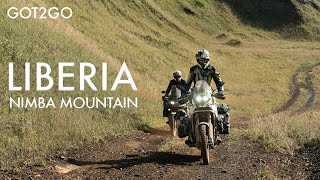 LIBERIA: The HIGHEST MOUNTAINS of West Africa! Nim...