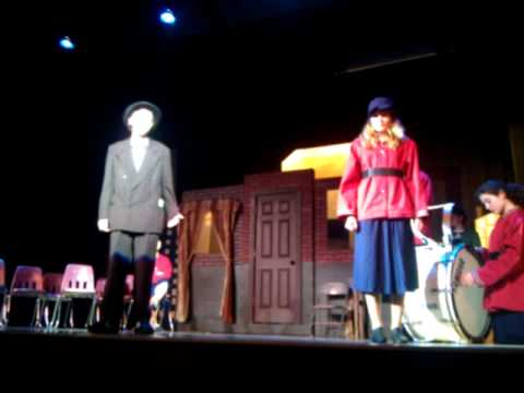 Guys and Dolls Jr at Edgewood Campus School.