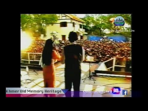 Old Khmer Concert Vol 5- Khmer concert tv - The world of music vol 5 TV3 1997 -OLD VHS KHMER Concert