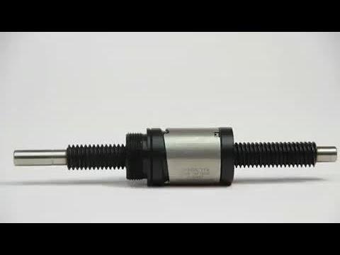 Lead Screw vs. Ball Screw Technology