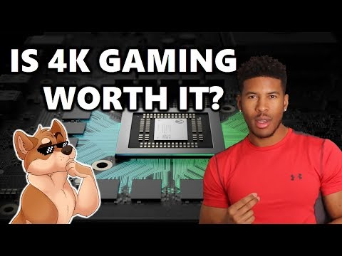 Response to a 4K Gaming Rant