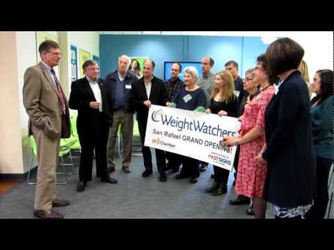 Weight Watchers Grand Opening.MOV