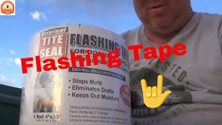 What is Flashing Tape?   😎💦