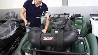 Акустическая система Boss ATV 20 и ATV 25 для ATV