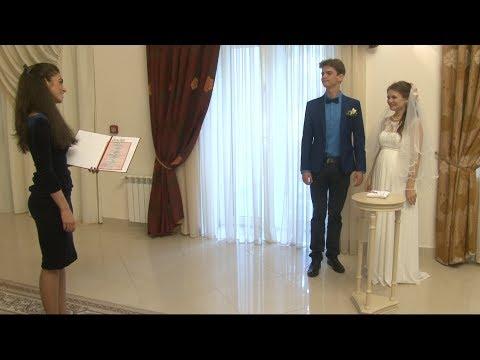 Дворец бракосочетания на ВДНХ. Регистрация.