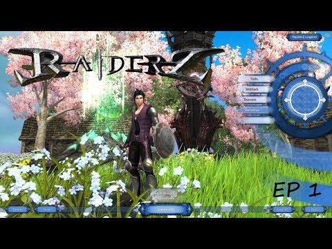 RaiderZ ep 1 Best Free MMORPG