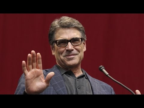 Rick Perry APPROVED To Be Energy Secretary - 10 Dems Vote For Him