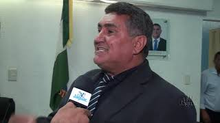 Entrevista Vereador Seu João