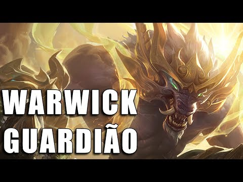 Warwick Guardião Lunar - League of Legends (Completo)