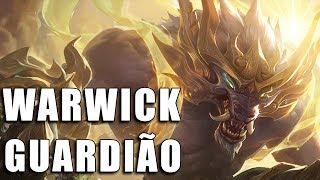 Warwick Guardião Lunar - League of Legends (Completo)
