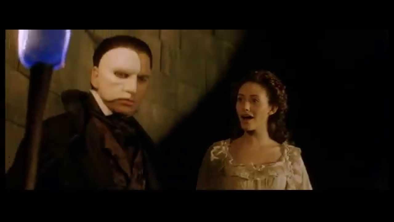 Призрак Оперы Песня Дуэт Кристины и Призрака на русском скачать