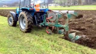 Traktor Landini 6060 turbo