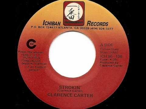 CLARENCE CARTER - STROKIN' (ICHIBAN)