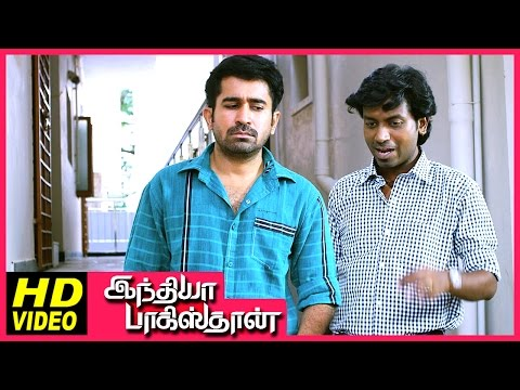 India Pakistan Tamil Movie | Scenes |  Sushma Raj Express Her Concern About Vijay Antony