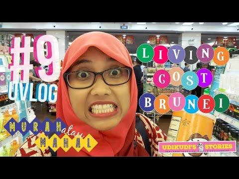 UTALK #9 LIVING COST IN BRUNEI  -- MOBIL 3x LEBIH MURAH -- BAKSO 5x LEBIH MAHAL