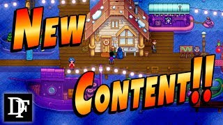 Multiplayer! Overview and New Content! - Stardew Valley 1.3