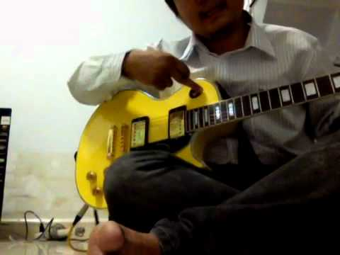 Test กิ๊บสันปลอม Gibson fake mirror china