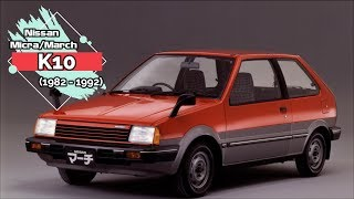 Nissan Micra/March K10 (1982 - 1992)