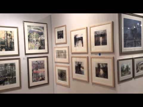 Royal Institute of Painters in Water Colours - 202nd Annual Exhibition 2014