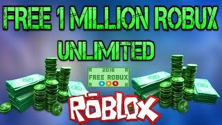 HOW TO GET FREE ROBUX ON ROBLOX! *WORKS* (2016)