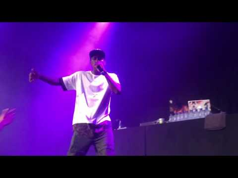 hopsin bout the business LIVE Q-factory