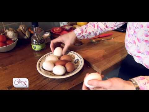 Brain food breakfast, The Chrissy B Show