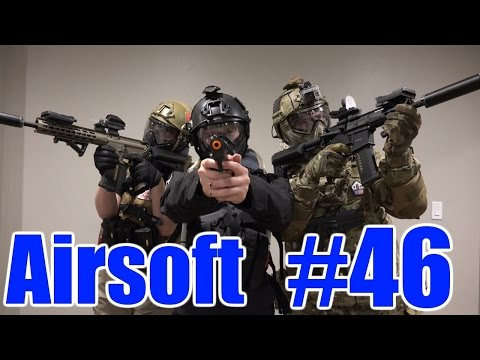 Utah Milsim City Airsoft Gameplay #46 - Tower Takedown
