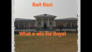 bait bazi DPS  What a win for boys!