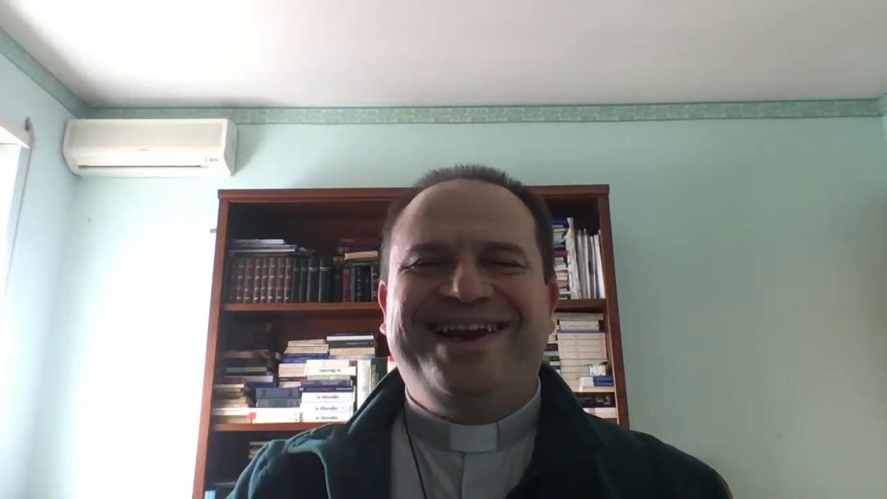 DA LUI USCIVA UNA FORZA CHE SANAVA TUTTI (11 Marzo 2020) - I.M.C.I.T. - Don  Roberto Liani - YouTube