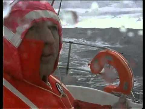 1998 Sydney Hobart Yacht Race film part 1